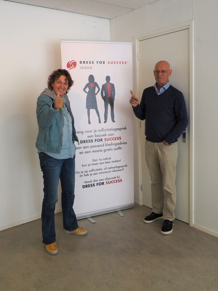 Dress for Success en BuZz Leiden
