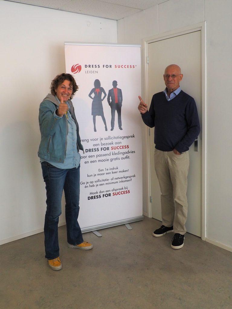 Dress for Success en BuZz Leiden