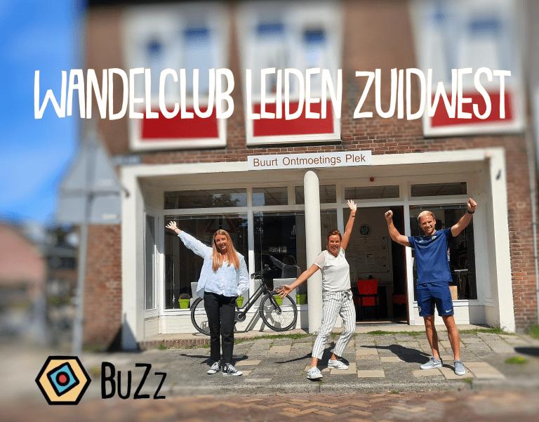 Wandelclub in Leiden Zuidwest