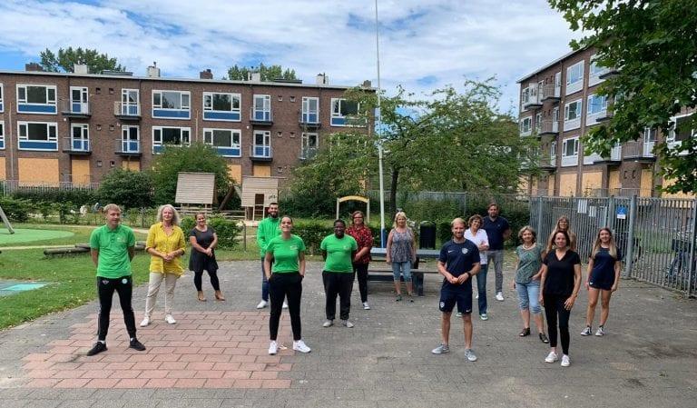 team Leiden Zuidwest