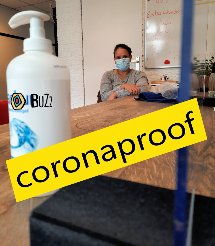 BuZz Leiden coronaproof open