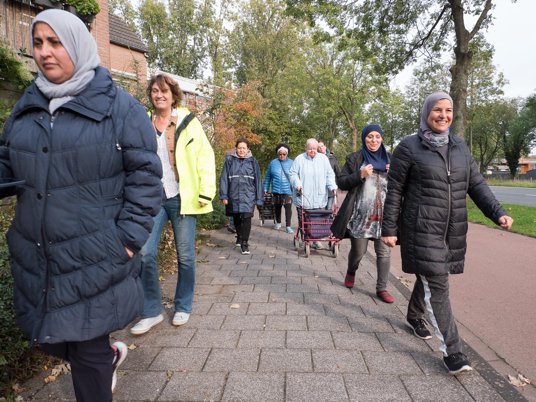 Wandelclub Leiden Zuidwest