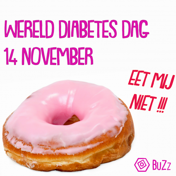 wereld diabetesdag
