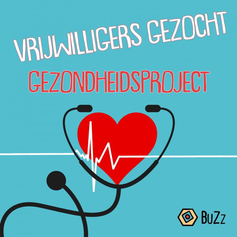 vrijwilligers gezondheidsproject