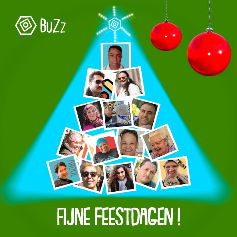 kerstboom BuZz