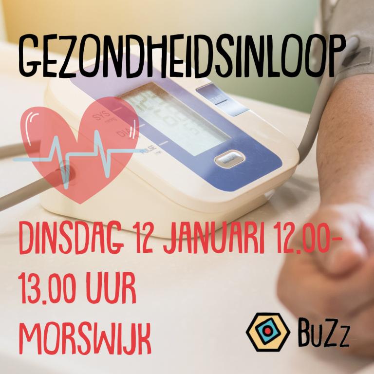 Gezondheidsinloop Morswijk