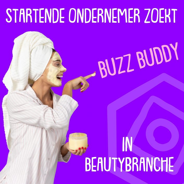 Startende ondernemer zoekt BuZz Buddy