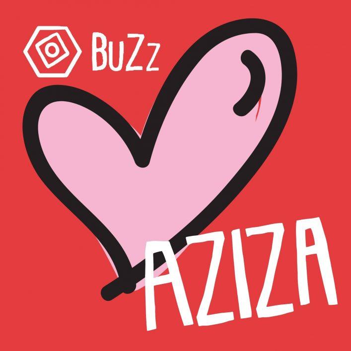 BuZz loves Aziza