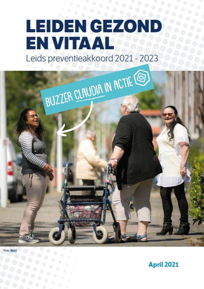 Preventieakkoord Leiden Gezond en Vitaal