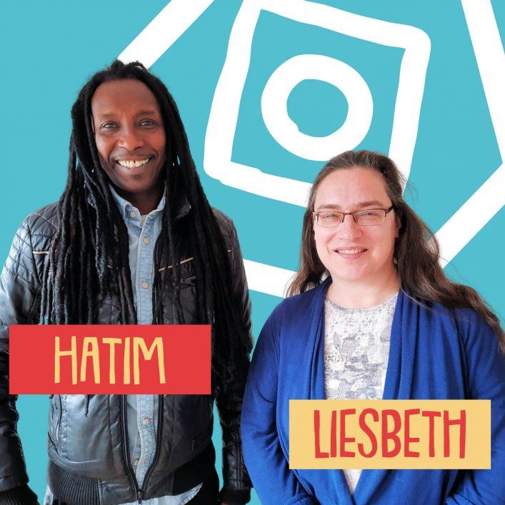 Hatim en Liesbeth