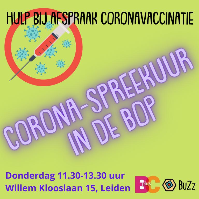 Coronaspreekuur
