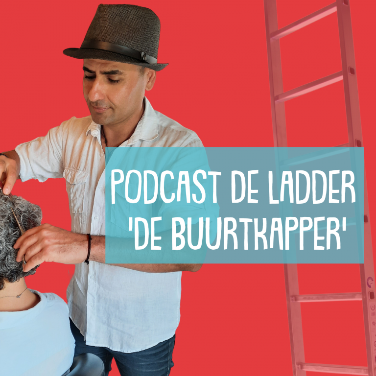 Podcastserie De Ladder #2, de buurtkapper