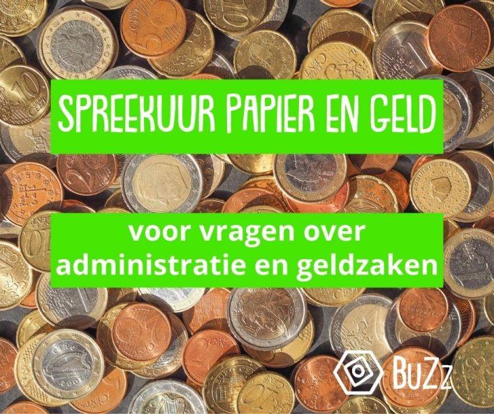 Spreekuur Papier en Geld